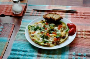 Tracy Lee Karner frittata