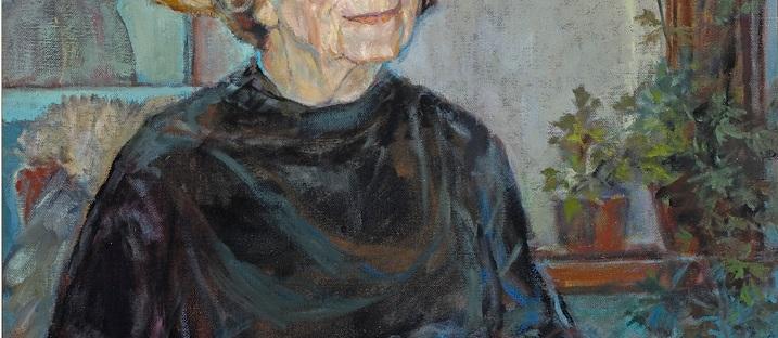 Granny D by Sieglinde Shattuck