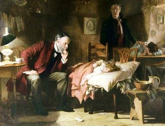 Choosing a doctor by Tracy Lee Karner