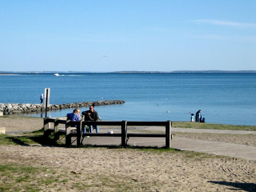 Oakland Beach, Warwick Rhode Island