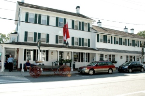 Griswold Inn, Essex CT