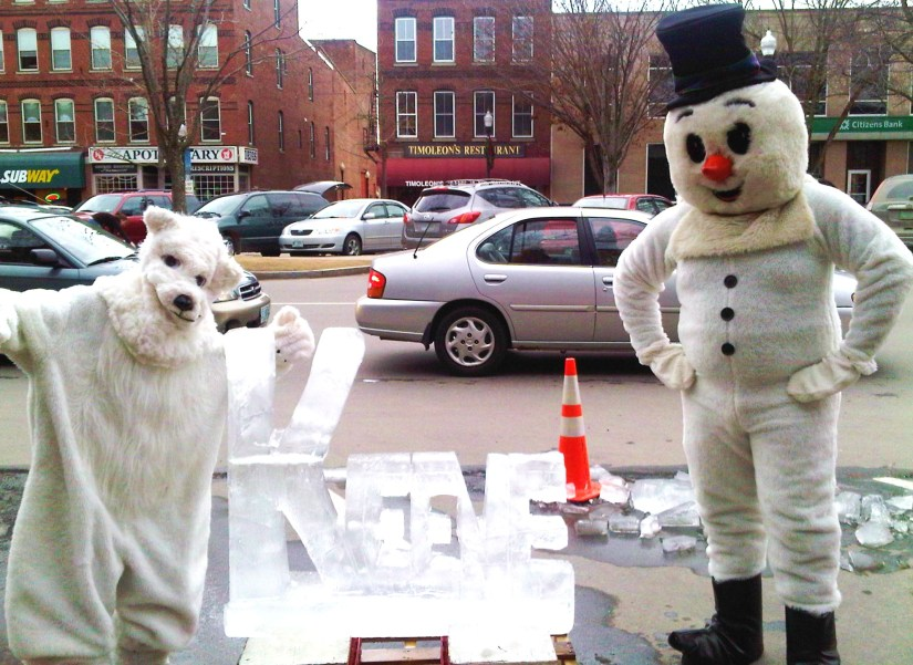 Ice and Snow Fest, Keene, New Hampshire (Tracy Lee Karner's blog)