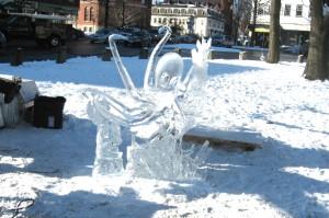 Ice & Snow winner 2007 ctopus