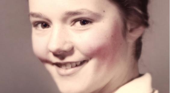 Blush: a Mennonite Girl Meets a Glittering World by Shirley Hershey Showalter